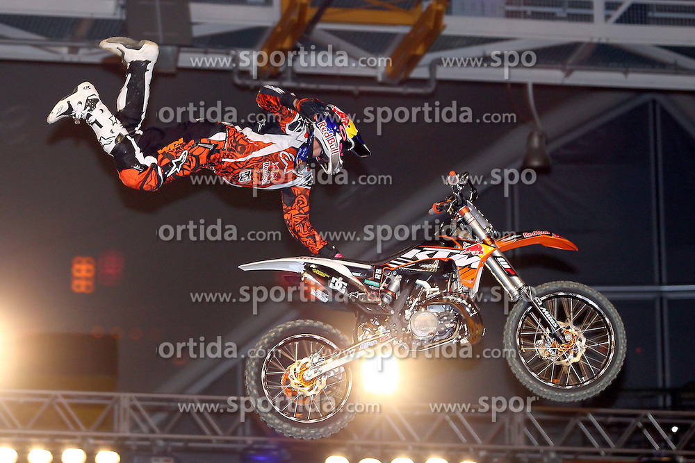 28.05.2011, Olympiahalle, Muenchen, GER, Suzuki Nigth of the Jumps , im Bild Petr Pilat (CZE)   , EXPA Pictures © 2011, PhotoCredit: EXPA/ nph/  Straubmeier       ****** out of GER / SWE / CRO  / BEL ******