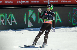 Jernej Damjan (SLO) during the Trial Round of the Ski Flying Hill Individual Competition at Day 1 of FIS Ski Jumping World Cup Final 2019, on March 21, 2019 in Planica, Slovenia. Photo by Vid Ponikvar / Sportida