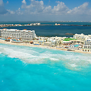 Royal Cancun and Gran Caribe Real hotels-Real Resorts. Cancun, Quintana Roo. Mexico.