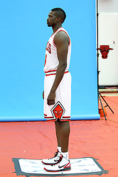11.12.2011, The Berto Center, Deerfield, USA, NBA, Chicago Bulls Medien Tag, im Bild LUOL DENG CHICAGO BULLS // during Chicago Bulls Media Day at the Berto Center, Deerfield, United Staates on 2011/12/11, POLAND OUT!!!. EXPA Pictures © 2011, PhotoCredit: EXPA/ Newspix/ Kamil Krzaczynski..***** ATTENTION - for AUT, SLO, CRO, SRB, SUI and SWE only *****