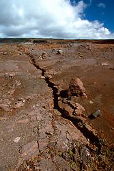 Kilauea Caldera, Hawaii, USA Volcanoes National Park, Big Island, Hawaii, USA