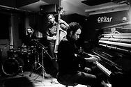 Eyal Lovett Trio live at Cellar Theory. Naples, Italy. 2017.