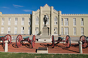 Campus of Washington and Lee academy. Lexington. North Carolina. United States of America.
