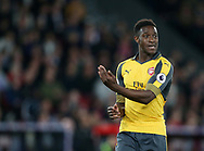 Arsenal's Danny Welbeck looks on dejected during the Premier League match at Selhurst Park Stadium, London. Picture date: April 10th, 2017. Pic credit should read: David Klein/Sportimage