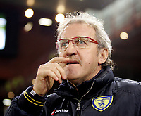 "Luigi Del Neri (Chievo) <br />Italian Cup 2006-2007<br />10 Jan 2007<br />Sampdoria-Chievo 1-0<br />""Luigi Ferraris"" Stadium-Genova-Italy<br />Photographer:Jennifer Lorenzini INSIDE"