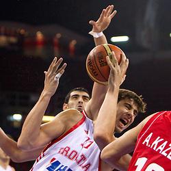 20100829: TUR, Basketball - 2010 FIBA World Championship, Group B, Croatia vs Iran
