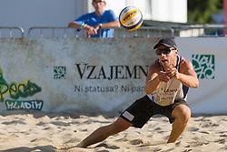 Jure Peter Bedrac at tournament for Slovenian national championship - Drzavno prvenstvo Kranj 2013 on July 26, 2013, in Kranj, Slovenia. (Photo by Matic Klansek Velej / Sportida)