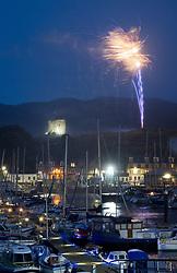 Clyde Cruising Club's Scottish Series 2019<br /> 24th-27th May, Tarbert, Loch Fyne, Scotland<br /> <br /> Fireworks<br /> <br /> Credit: Marc Turner / CCC