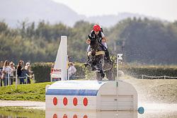 de Liedekerke-Meier Lara, BEL, Ducati d'Arville<br /> FEI EventingEuropean Championship <br /> Avenches 2021<br /> © Hippo Foto - Dirk Caremans<br />  25/09/2021