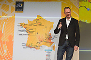 Christophe Froome (GBR) during the presentation of the 105th Tour de France 2018 on October 17, 2017 at Le Palais des Congres in Paris, France - Photo I-HARIS / ProSportsImages / DPPI