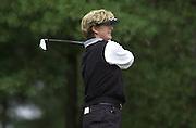 2001 Weetabix Women's British Open, Sunningdale Golf Course, Berks, Great Britain<br />  <br /> [Mandatory Credit Peter Spurrier/Intersport Images]<br /> <br /> Friday 3rd August 2001<br /> USA - Beth Danial.