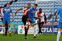 Jimmy Ball. Stockport County Football Club 2-4 Woking Football Club, Emirates FA Cup first round, 5.11.16.