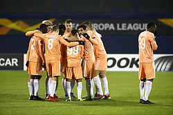 December 13, 2018 - Zagreb, Croatia - ZAGREB, CROATIA - DECEMBER 13 :  rica team pictured during the Europa League Group Stage - Group D match between Dinamo Zagreb and Rsc Anderlecht on december 13, 2018 in Zagreb, Croatia, 13/12/2018 (Credit Image: © Panoramic via ZUMA Press)