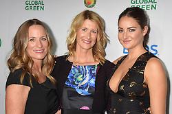 Lori Woodley; Laura Dern; Shailene Woodley bei den Global Green Environmental Awards in Los Angeles / 290916<br /> <br /> ***Global Green Environmental Awards in Los Angeles, Sept. 29th, 2016.***