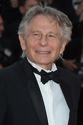 Roman Polanski arriving on the red carpet of the 70th Anniversary during the 70th annual Cannes Film Festival at Palais des Festivals in Cannes, France, on May 23, 2017. Photo by Nicolas Genin/ABACAPRESS.COM