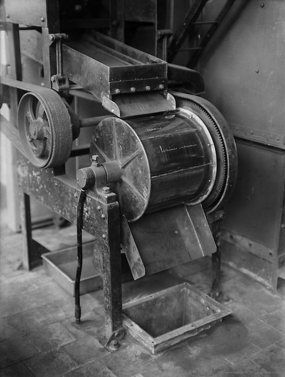 Machinery, Cadbury Factory, England, 1928