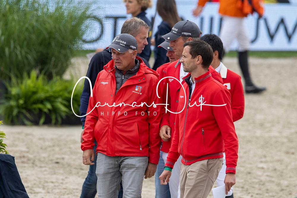 Team SUI, Sorg Michel, ...<br /> CHIO Rotterdam 2021<br /> © Dirk Caremans<br />  02/07/2021