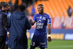 October 1, 2018 - Troyes, France - 13 KEVIN FORTUNE (TRO) - JOIE (Credit Image: © Panoramic via ZUMA Press)