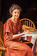 "Michelle Eugene in Owen Davis's ""The Detour"" at Metropolitan Playhouse."