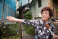 May 28, 2019, Kawasaki, Japan: This morning when 89 year old Akino Kawato went outside to fetch her morning newspaper, she watched in horror as attack victims were lying bleeding in front of her home. This was a result of a knife wielding man who went on killing rampage, attacking people at a bus stop close to her home in a sleepy suburb outside Tokyo. Three died and sixteen were injured with three still in critical condition. Many of the victims were children waiting for their school bus near Noborito Station, to take them to Caritas Gakuen, a Catholic elementary school located about one kilometer away. Caritas was founded by Soeurs de la Charite de Quebec, a Catholic nun organization from Quebec, Canada. Among the dead were 11 year old Hanako Kuribayashi, a female sixth grader from Tokyo, and 51 year old Satoshi Oyama from Tokyo, an employee of Japan's Foreign Ministry. Oyama is the father of a student at the school who was not injured in the attack. The third death was the attacker, a 51 year old resident of Kawasaki who died from a self inflicted neck wound. His motive for the attack which began shortly after 7:30 am is unknown. Japan is one of the safest nations in the world which tightly controls weapon ownership, both guns and swords. Even so, knife rampages continue with the last one occurring in 2016 when a man attacked a mental care facility in Tsukui City killing 19 patients. Photo by Torin Boyd.