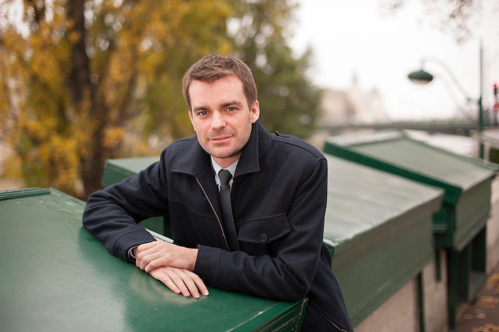 Bruno Julliard (born 9 February 1981),  former chairman of the UNEF student union, politician, member of the parti socialiste français. Adjoint à la Culture du maire de Paris