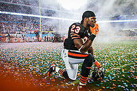 Miami, FL  -- Chicago Bears Devin Hester (23) sits dejected on the field following the 29-17 loss to the Indianapolis Colts on Sunday, Feb. 5, 2007 during Super Bowl XLI at Dolphins Stadium in Miami, Florida.  -- Photo by Jack Gruber, USA TODAY
