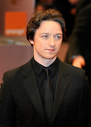 ©London News Pictures. 13/02/2011. James McAvoy Arriving at BAFTA Awards Ceremony Royal Opera House Covent Garden London on 13/02/2011. Photo credit should read: Peter Webb/London News Pictures