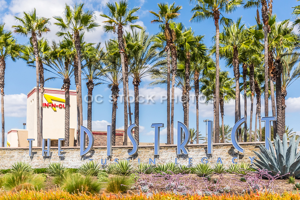 In-N-Out Burgers at The District Tustin Legacy