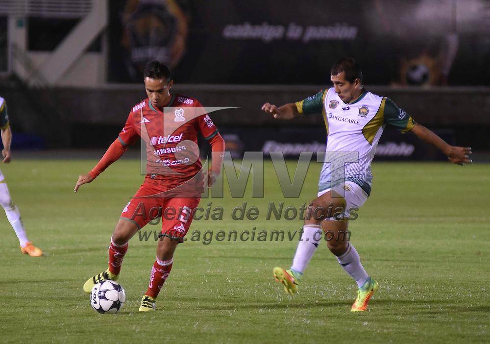 Toluca, México (Noviembre 04, 2016).- Los Potros de la UAEM vencieron 2 goles a 1 a Mineros de Zacatecas, en la fecha 16 del Ascenso MX y consiguieron su pase a la liguilla del torneo mexicano. Agencia MVT / Crisanta Espinosa