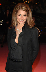 Cheryl Cole arriving for the World Charity Premiere of Its A Boy Girl Thing at the Odeon West End in central London.