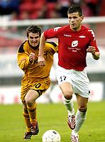 Fotball, UEFA-Cup, 02 August 2007, Brann - Carmarthen Town, Eirik Bakke, Brann.<br /> <br /> Foto: Kjetil Espetvedt, Digitalsport.