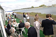 2005 FISA World Cup, Dorney Lake, Eton, ENGLAND, 28.05.05. Hospitality area..Photo  Peter Spurrier. .email images@intersport-images....[Mandatory Credit Peter Spurrier/ Intersport Images] Rowing Course, Dorney Lake