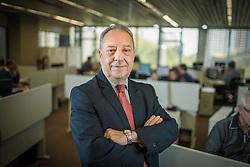O Diretor-Presidente da PROCERGS - Companhia de Processamento de Dados do Estado do Rio Grande do Sul, Antonio Ramos Gomes. FOTO: Jefferson Bernardes/ Agência Preview