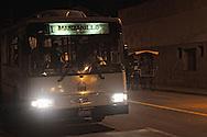 Bus in Manzanillo, Granma, Cuba.