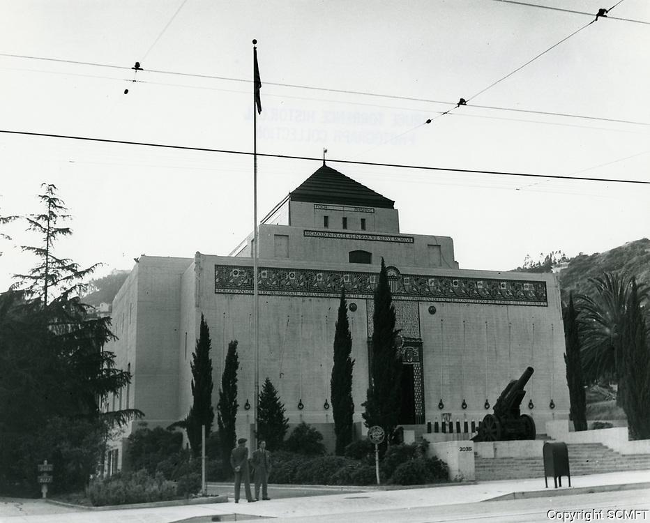 1939 American Legion Post #43 at 2031 N. Highland Avenue