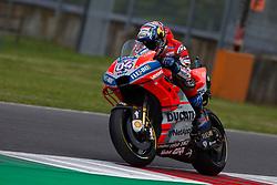 June 2, 2018 - Mugello, FI, Italy - Andrea Dovizioso of Ducati Team during the qualifying  of the Oakley Grand Prix of Italy, at International  Circuit of Mugello, on June 2, 2018 in Mugello, Italy  (Credit Image: © Danilo Di Giovanni/NurPhoto via ZUMA Press)