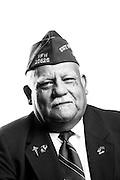 Juan M. Palacios<br /> Marine Corps<br /> E-5<br /> Wireman<br /> July 1969 - July 1973<br /> Vietnam<br /> <br /> Veterans Portrait Project<br /> St. Louis, MO
