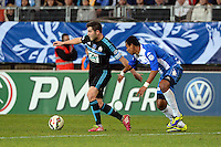 Andre Pierre GIGNAC - 04.01.2015 -  Grenoble / Marseille - Coupe de France<br />Photo : Gaston Petrelli  / Icon Sport