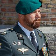 NLD/Den Haag/20180831 - Koninklijke Willems orde voor vlieger Roy de Ruiter, opkomst van Willems Orde dragers Marco Kroon