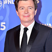 Rick Astley attends BBC1's National Lottery Awards 2019 at BBC Television Centre, 101 Wood Lane, on 15 October 2019, London, UK.