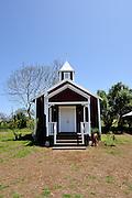 Pu'uanahulu Church, Waimea (aka Kamuela), Big Island, Hawaii RIGHTS MANAGED LICENSE AVAILABLE FROM www.PhotoLibrary.com