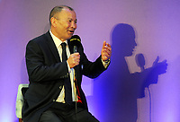 Rugby Union - 2018 Natwest Six Nations Launch Press Conference - Syon Park Hilton<br /> <br /> England coach Eddie Jones.<br /> <br /> COLORSPORT/ANDREW COWIE
