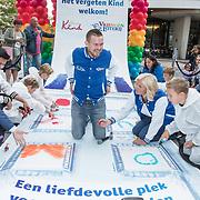 NLD/Almere/20170831 - Bekendmaking Het Huis van stichting Het Vergeten Kind, Johnny de Mol en Irene Moors