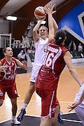 DESCRIZIONE : Roma Basket Campionato Italiano Femminile serie B 2012-2013<br />  College Italia  Gruppo L.P.A. Ariano Irpino<br /> GIOCATORE : Anita Russo<br /> CATEGORIA : tiro<br /> SQUADRA : College Italia<br /> EVENTO : College Italia 2012-2013<br /> GARA : College Italia  Gruppo L.P.A. Ariano Irpino<br /> DATA : 03/11/2012<br /> CATEGORIA : palleggio<br /> SPORT : Pallacanestro <br /> AUTORE : Agenzia Ciamillo-Castoria/GiulioCiamillo<br /> Galleria : Fip Nazionali 2012<br /> Fotonotizia : Roma Basket Campionato Italiano Femminile serie B 2012-2013<br />  College Italia  Gruppo L.P.A. Ariano Irpino<br /> Predefinita :