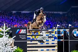 Devos Pieter, BEL, Jade v Bisschop<br /> Jumping Mechelen 2019<br /> © Hippo Foto - Dirk Caremans<br />  27/12/2019