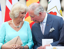 File photo dated 07/05/18 of the Prince of Wales and Duchess of Cornwall visiting Nice, France.