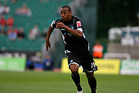 Football<br /> Coca Cola Football League One<br /> Brighton and Hove Albion vs Wycombe Wanderers at The Withdean Stadium, Brighton<br /> Wycombe's Matt Phillips<br /> 05/09/2009<br /> Credit Colorsport / Shaun Boggust