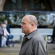 NLD/Laren/20121031 - Uitvaart Joop Stokkermans, Paul de Leeuw