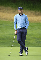 February 17, 2019 - Los Angeles, California, U.S - Justin Thomas competes in the final round of PGA Tour Genesis Open golf tournament at Riviera Country Club on February 17, 2019 in Pacific Palisades, California. (Credit Image: © Ringo Chiu/ZUMA Wire)