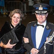 NLD/Scheveningen/20131130 - Inloop concert 200 Jaar Koningrijk der Nederlanden, Hans Leijtens Commandant Koninklijke Marechaussee